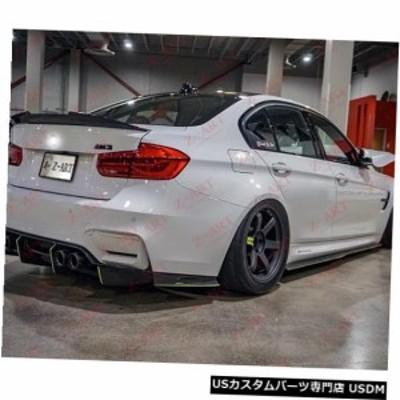 2013-2019 BMW M4カーボンファイバー用Z-ART BMW M4カーボンファイバー用サイドスカートBMW F80 F82 F83カーボンサイドリップ用