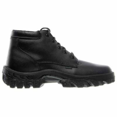 ロッキー メンズ ブーツ・レインブーツ シューズ TMC Postal Approved Public Service 5 inch Chukka Boots