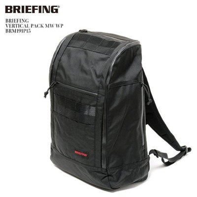 BRIEFING(ブリーフィング) バーティカルパック MW WP  BRM191P15