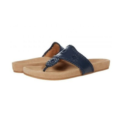 Jack Rogers ジャックロジャース レディース 女性用 シューズ 靴 サンダル Jacks Comfort Sandal - Midnight