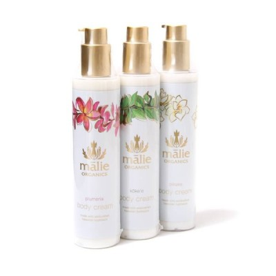 Malie organics / マリエオーガニクス : ボディクリーム / Body Cream / 全3種類  : ボディクリーム ピカケ コケエ 消臭剤 芳香剤: 35466-43-10