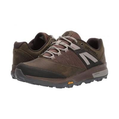 Merrell メレル メンズ 男性用 シューズ 靴 スニーカー 運動靴 Zion - Dark Olive