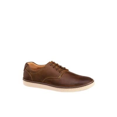 ジョンストンアンドマーフィー メンズ スニーカー シューズ Mcguffey Plain Toe Lace Up Shoe