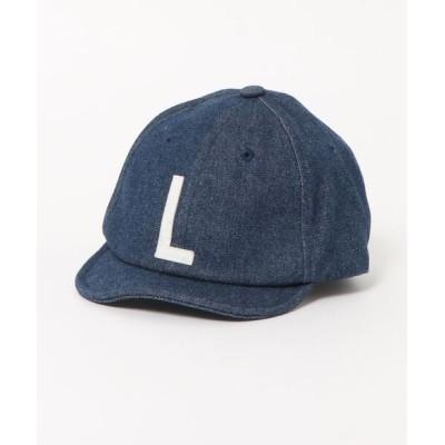 OVERRIDE / 【GRIN BUDDY】 26alphabet CAP / 【グリンバディ】26 アルファベット キャップ KIDS 帽子 > キャップ