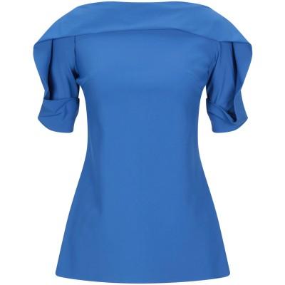 CHIARA BONI LA PETITE ROBE T シャツ ブライトブルー 40 ナイロン 72% / ポリウレタン 28% T シャツ