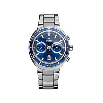 Rado D Star Chronograph Stainless Steel Mens Watch R15966203