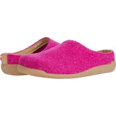 サニタ Sanita メンズ サンダル シューズ・靴 Lodge Slide Fuchsia