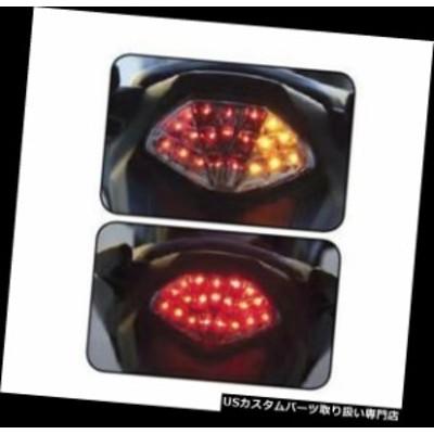 バイク テールライト コンペティションワークスインテグレーテッドテールライト -  MPH-80176R  Competition Werkes Integrated Taillig