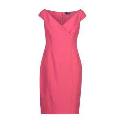 リュー ジョー LIU •JO ミニワンピース&ドレス フューシャ 42 ポリエステル 88% / ポリウレタン 12% ミニワンピース&ドレス