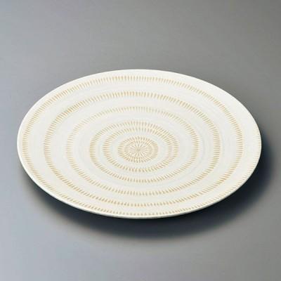 (業務用・29cm)かんなメタ9.0皿[19318-028](入数:1)