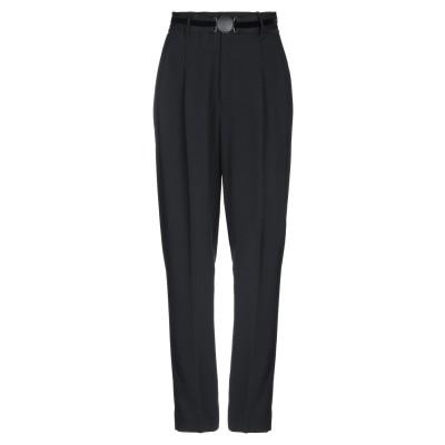 HIGH パンツ ブラック 42 ポリエステル 92% / ポリウレタン 8% パンツ
