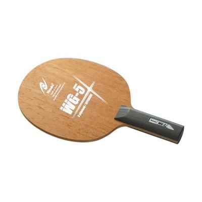ニッタク 卓球 シェークラケット Nittaku WG5(ダブルジーファイブ) グリップ形状:ST NT-NE6163 返品種別A