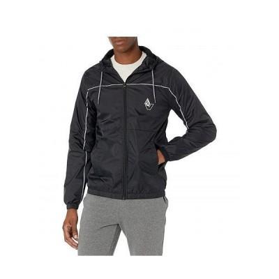 Volcom ヴォルコム メンズ 男性用 ファッション アウター ジャケット コート アクティブウエア Ermont Jacket - Black