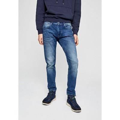ペペジーンズ デニムパンツ メンズ ボトムス STANLEY - Slim fit jeans - blue