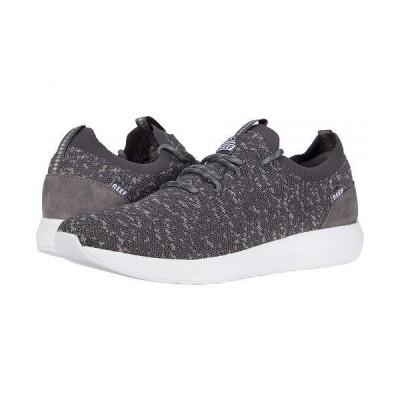 Reef リーフ メンズ 男性用 シューズ 靴 スニーカー 運動靴 Cruiser Knit - Grey/Heather