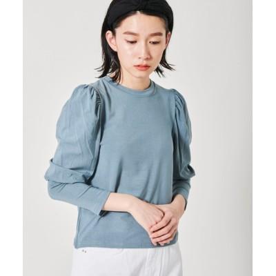 tシャツ Tシャツ ボリューム袖 カットソー