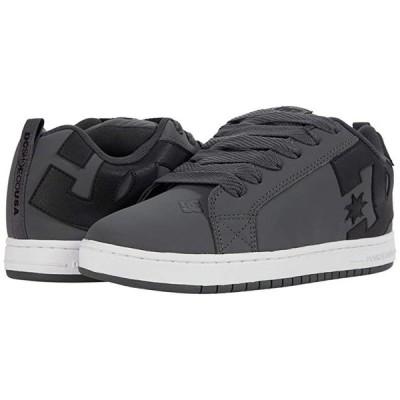 ディーシーシュー Court Graffik メンズ スニーカー 靴 シューズ Dark Grey/Black/White