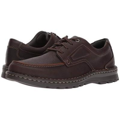 クラークス Vanek Apron メンズ スニーカー 靴 シューズ Brown Oily Leather