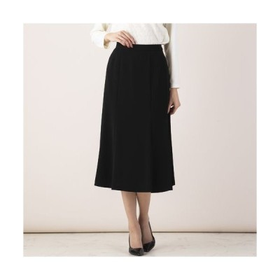 MISSEL / ミゼール 【ブラックフォーマル】縦二重織りスカート【セットアップ対応可】
