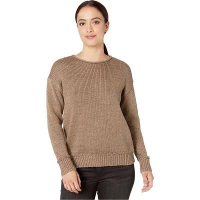 ラルフ ローレン LAUREN Ralph Lauren レディース ニット・セーター トップス Petite Cotton-Blend Sweater Gold
