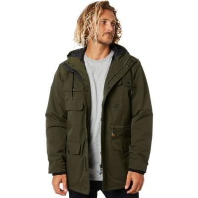 ディパクタス Depactus メンズ ダウン・中綿ジャケット アウター hatchet jacket Military