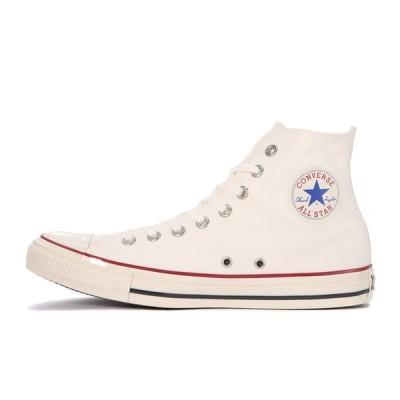 コンバース メンズ シューズ スニーカー 靴 オールスター US カラーズ ハイカット エイジドホワイト キャンバス CONVERSE ALL STAR US COLORS HI AGED WHITE