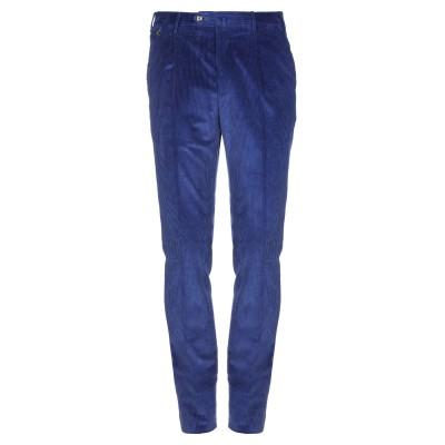 ピーティーゼロウーノ PT01 パンツ ブルー 50 コットン 100% パンツ