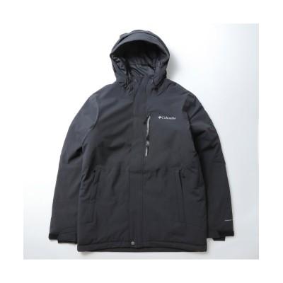 【販売主:スポーツオーソリティ】 コロンビア/メンズ/ウィンターディストリクトジャケット メンズ ブラック XL SPORTS AUTHORITY