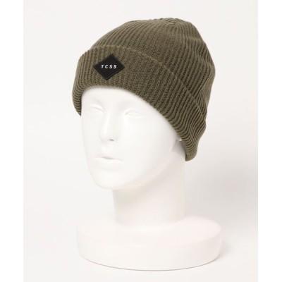 FAR EAST / BEANIE/TCSS クリティカルスライド メンズ ビーニー ニットキャップ 帽子 MEN 帽子 > ニットキャップ/ビーニー
