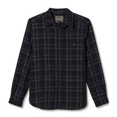 ロイヤルロビンズ メンズ シャツ トップス Sonora Plaid Performance Long-Sleeve Woven Shirt