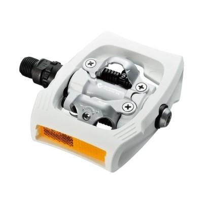 SHIMANO(シマノ) PD-T400 SPDペダル ホワイト EPDT400WR