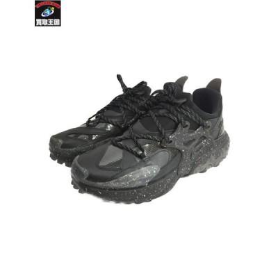 NIKE×UNDERCOVER REACT PRESTO(27.0) CU3459-001 黒 ナイキ アンダーカバー