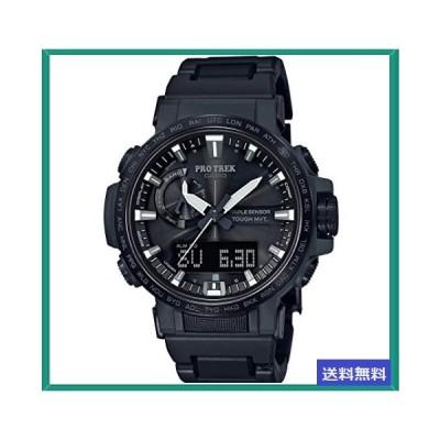 [カシオ] 腕時計 プロトレック Climber Line PRW-60FC-1AJF メンズ ブラック