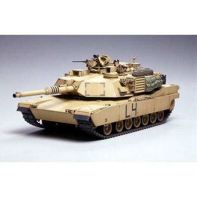 タミヤ 1/ 35 アメリカ M1A2 エイブラムス戦車 イラク戦仕様 (35269)プラモデル 返品種別B