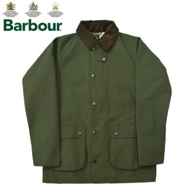 BARBOUR(バブアー) 2LAYER NON OILED BEDALE JACKET SLIMFIT(2レイヤー ノンオイルド ビデイル ジャケット スリムフィット) SAGE(セージ)