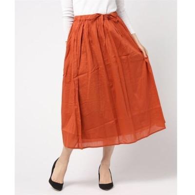 インドギャザーマキシスカート