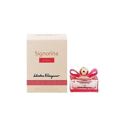 香水 サルヴァトーレ フェラガモ Salvatore Ferragamo シニョリーナ インフィオーレ EDT BT 4ml  フレグランス