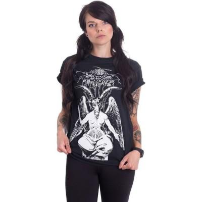 インペリコン Impericon レディース Tシャツ トップス - Black Death Beyond - T-Shirt black
