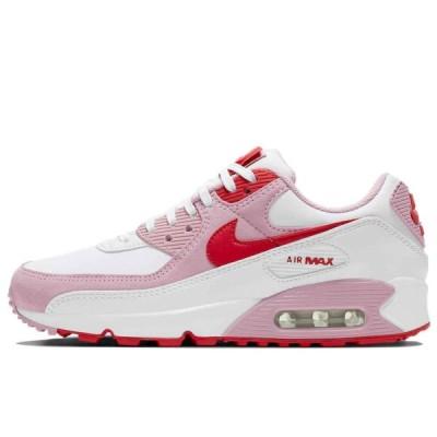 ナイキ ウィメンズ エアマックス90 バレンタインデー 27cm Nike Air Max 90 Valentine'sDay Womens DD8029-100 安心の本物鑑定