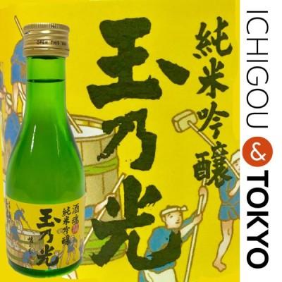 日本酒 純米吟醸 玉乃光 酒魂 180ml