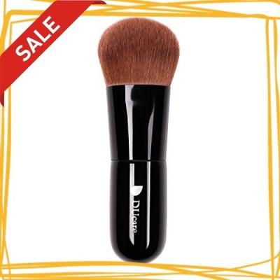 ドゥケア(DUcare) 化粧筆 ファンデーションブラシ フェイスブラシ 最高級のタクロンを使用