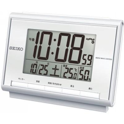SEIKO【セイコー】電波目覚まし時計 (96-553)