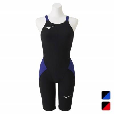 ミズノ レディース 競泳水着 MX・SONIC α ハーフスーツ N2MG0211 水泳 水着 FINA承認 女性用 2020年春夏モデル MIZUNO