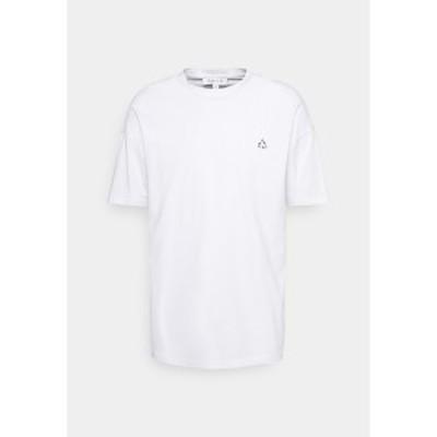 ヌー イン メンズ Tシャツ トップス EARTH OVERSIZED  - Print T-shirt - white white