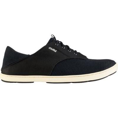オルカイ OluKai メンズ シューズ・靴 Nohea Moku Casual Shoes Onyx