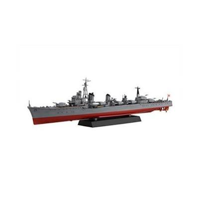 フジミ模型 1/350 艦NEXTシリーズ No.2 日本海軍駆逐艦 島風(竣工時) 色分け済み プラモデル 350艦NX-2