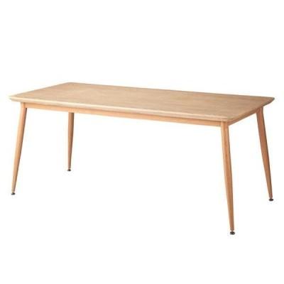 送料無料 180ダイニングテーブル テーブル (クリオ)ナチュラル