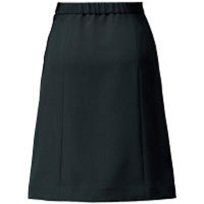 ボンマックスボンマックス BONOFFICE Aラインスカート ブラック 11号 BCS2106-16-11(直送品)