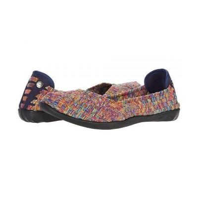 bernie mev. ベルニー レディース 女性用 シューズ 靴 フラット Catwalk CNL - Multi Chenile