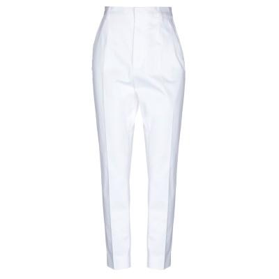 ディースクエアード DSQUARED2 パンツ ホワイト 38 コットン 97% / ポリウレタン 3% パンツ